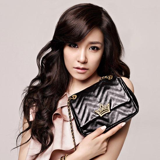SNSD Tiffany Jestina handbag