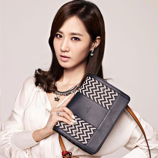 SNSD Yuri Jestina handbag