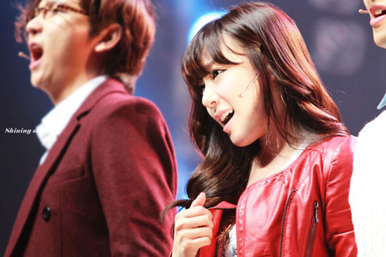SNSD Tiffany Fame Musical