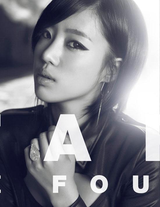 T-ara Eunjung Cry Cry