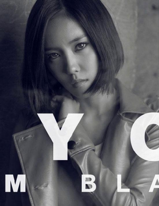 T-ara Hyomin Cry Cry