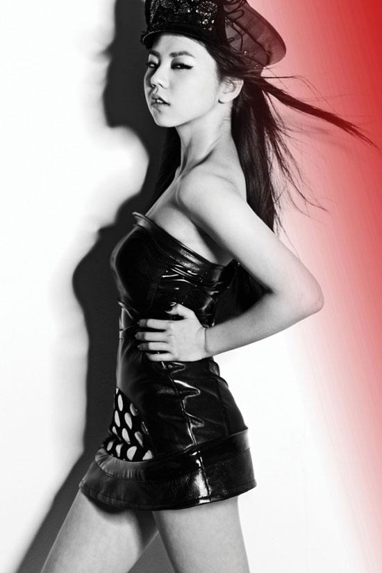 Wonder Girls Sohee Be My Baby