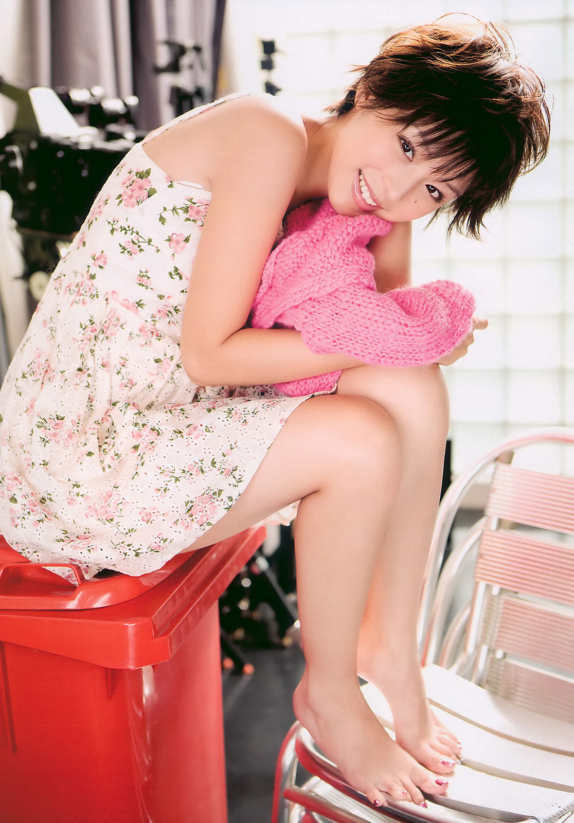 Aya Hirano Japanese Weekly Playboy