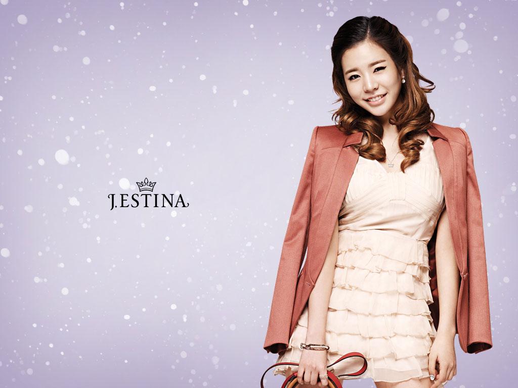 SNSD Sunny Jestina wallpaper