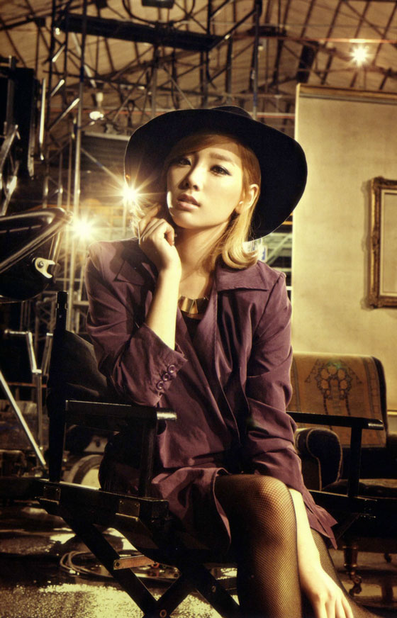 Girls Generation SNSD member Taeyeon picture