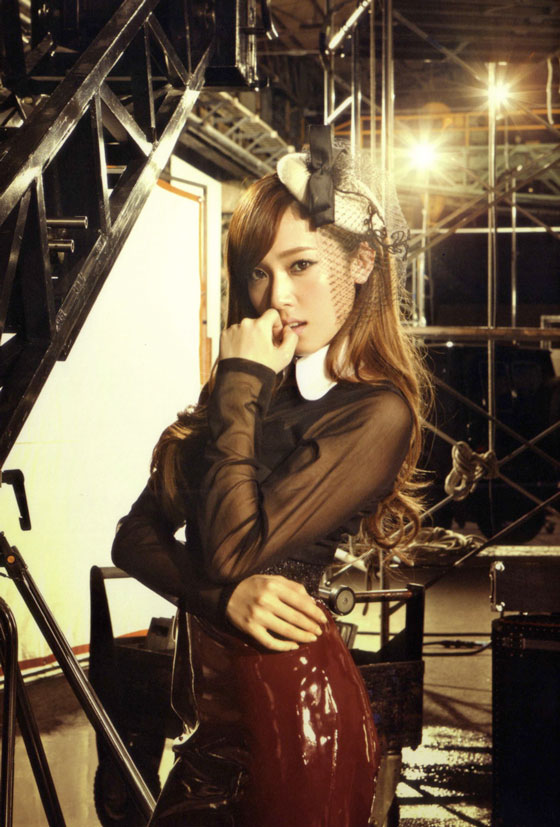 Girls Generation SNSD member Jessica picture