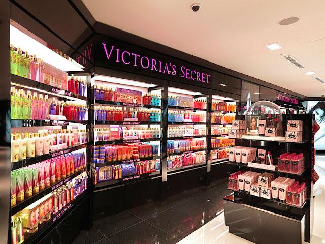 Victoria Secret Kuala Lumpur International Airport