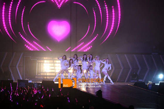 Girls Generation SNSD Tour in Bangkok