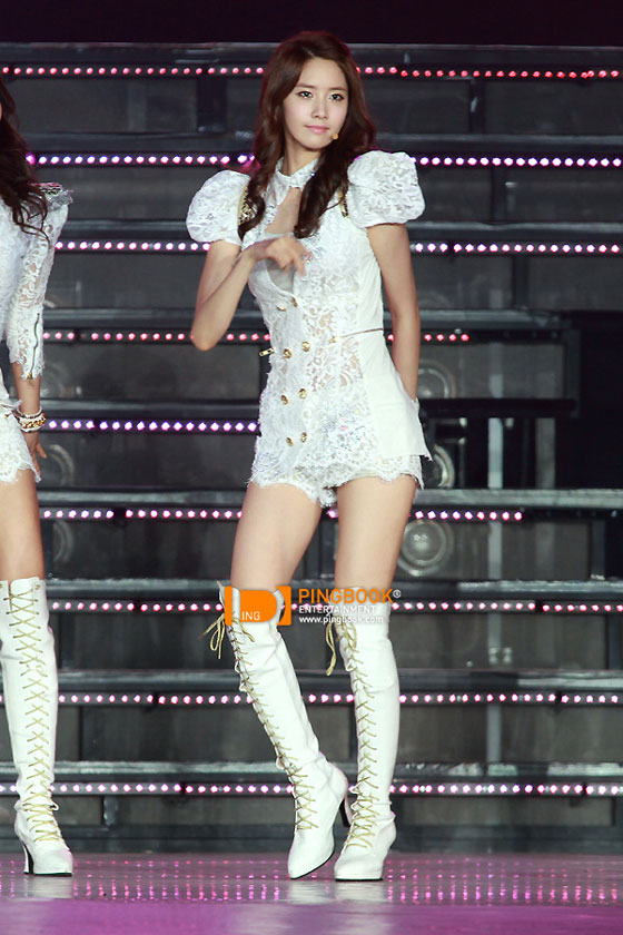 Girls Generation Yoona Tour in Bangkok