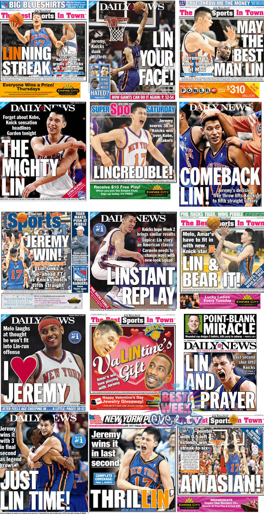 Jeremy Lin NBA headlines