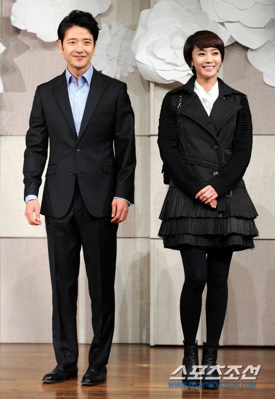 Bae Soo-bin and Park Jung-ah at Ko Soo wedding