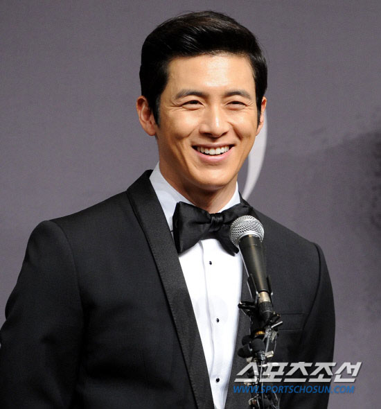 Korean actor Ko Soo wedding