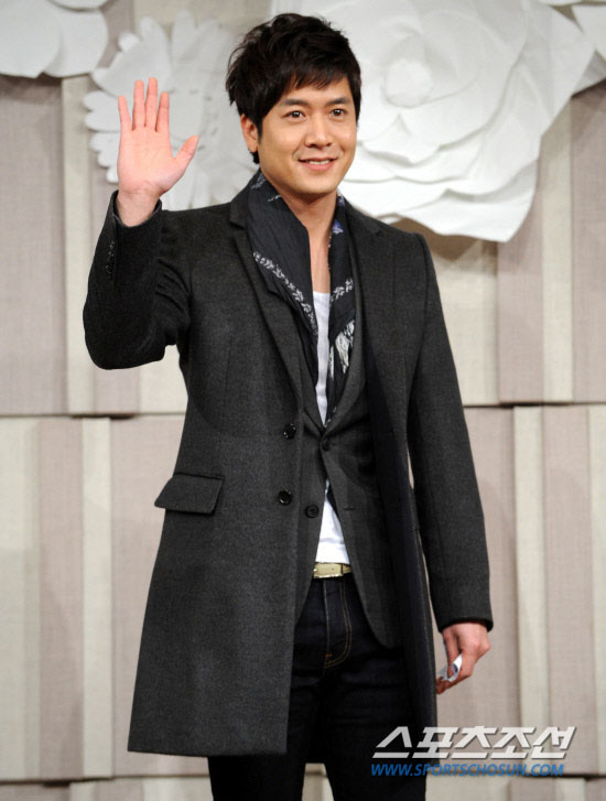 Jo Hyun-jae at Ko Soo wedding