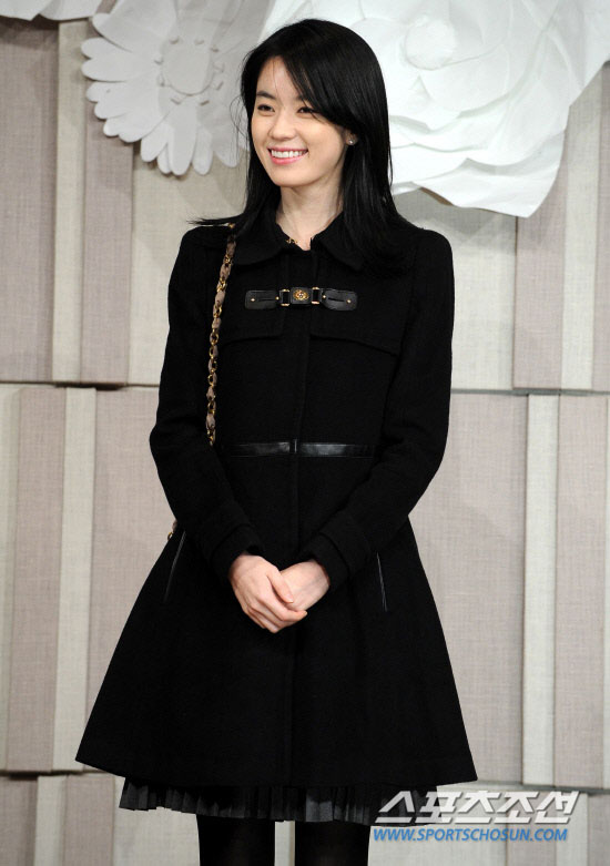 Han Hyo-joo at Ko Soo wedding