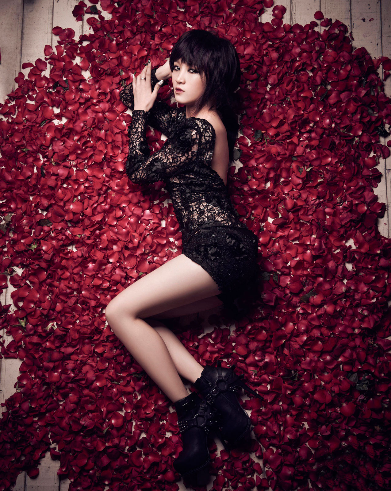 Miss A Jia Touch concept photo