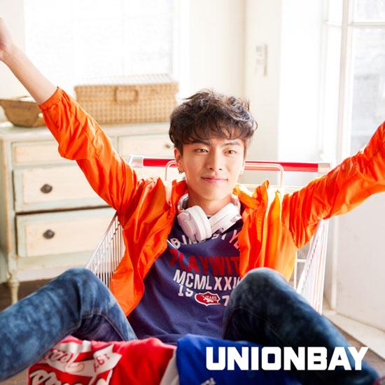 Lee Minki Unionbay Korea