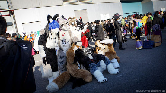 Tokyo Wonder Festival cosplay