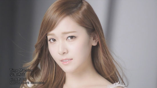 SNSD Jessica Time Machine