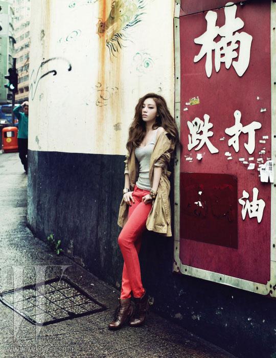 KARA Hara WKorea Hong Kong