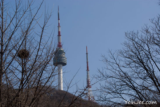 Korea N Seoul Tower