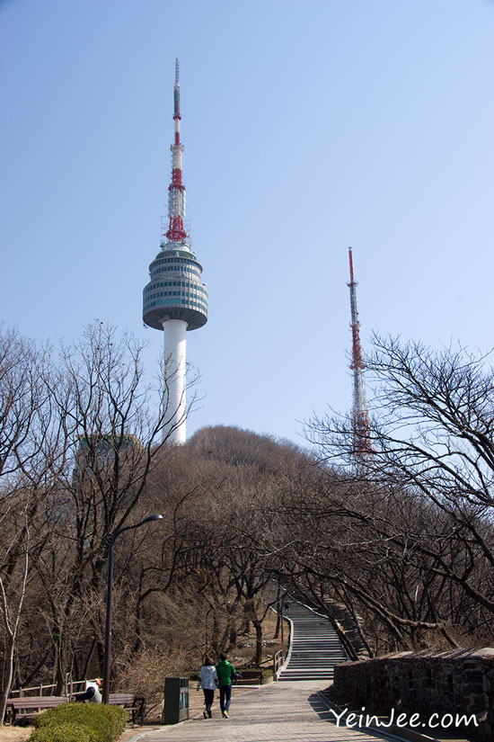 Namsan N Seoul Tower