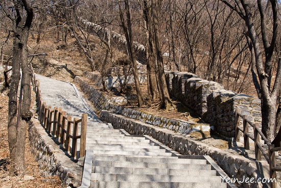 Namsan Seoul Fortress