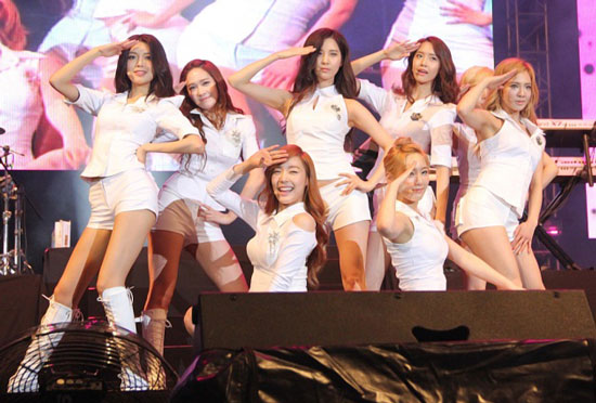 Girls Generation SNSD Malaysia Twin Towers Concert