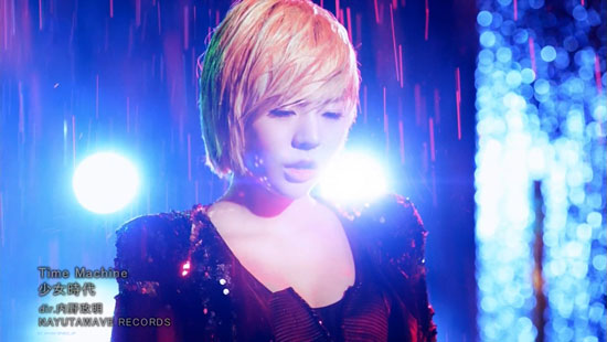 SNSD Sunny Time Machine