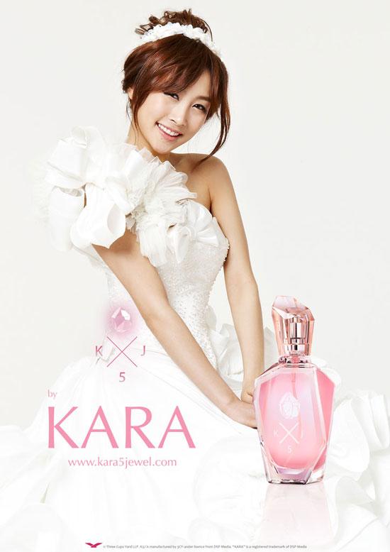 KARA Nicole K5J fragrance