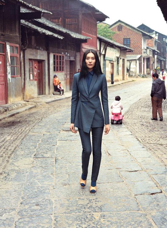 Liu Wen Back To China