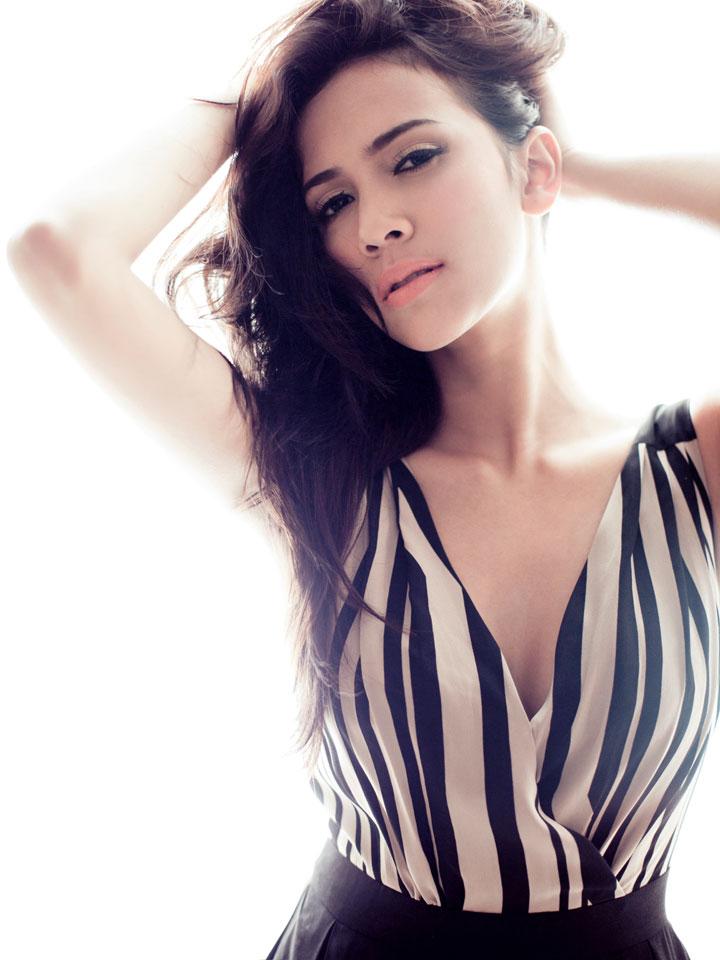 Nadine Alexandra Indonesian Esquire Magazine