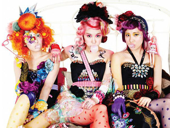 Girls Generation TaeTiSeo Twinkle