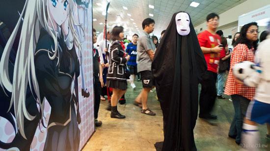 AFA Malaysia 2012 cosplay lol