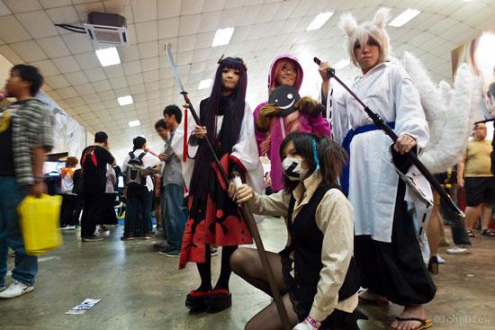 AFA Malaysia 2012 cosplay