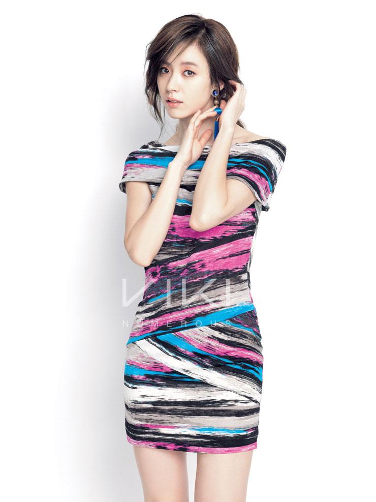 Han Hyo-joo Viki 2012 SS fashion