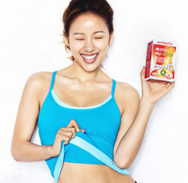 Lee Hyori Nutra Life