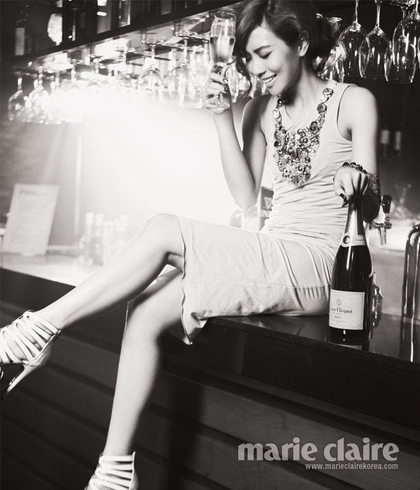 Miss A Fei Marie Claire Korea