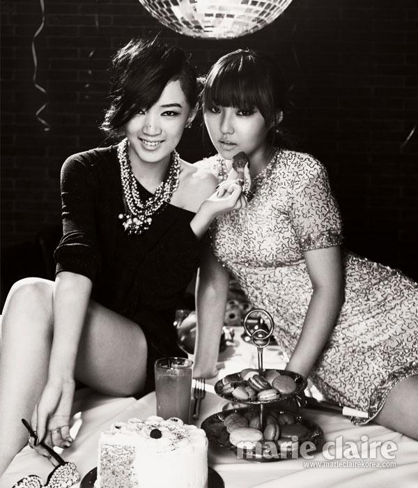 Miss A Min Jia Marie Claire Korea