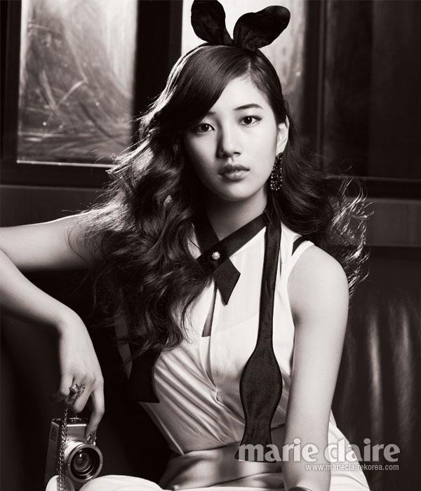 Miss A Suzy Marie Claire Korea