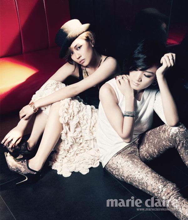Miss A Fei Jia Marie Claire Korea
