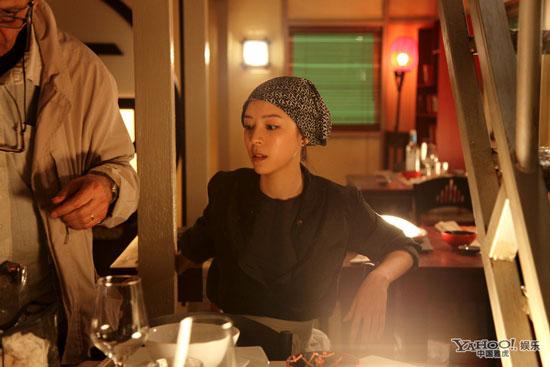 Zhang Jingchu Trust Italian movie