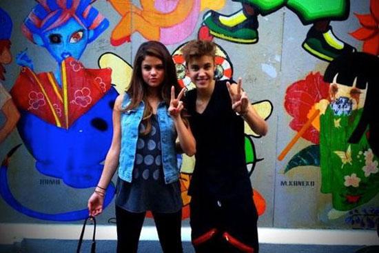 Justin Bieber Selena Gomez Tokyo