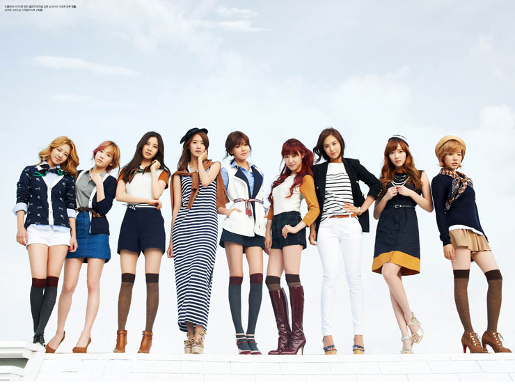 Girls Generation Korean Olympics