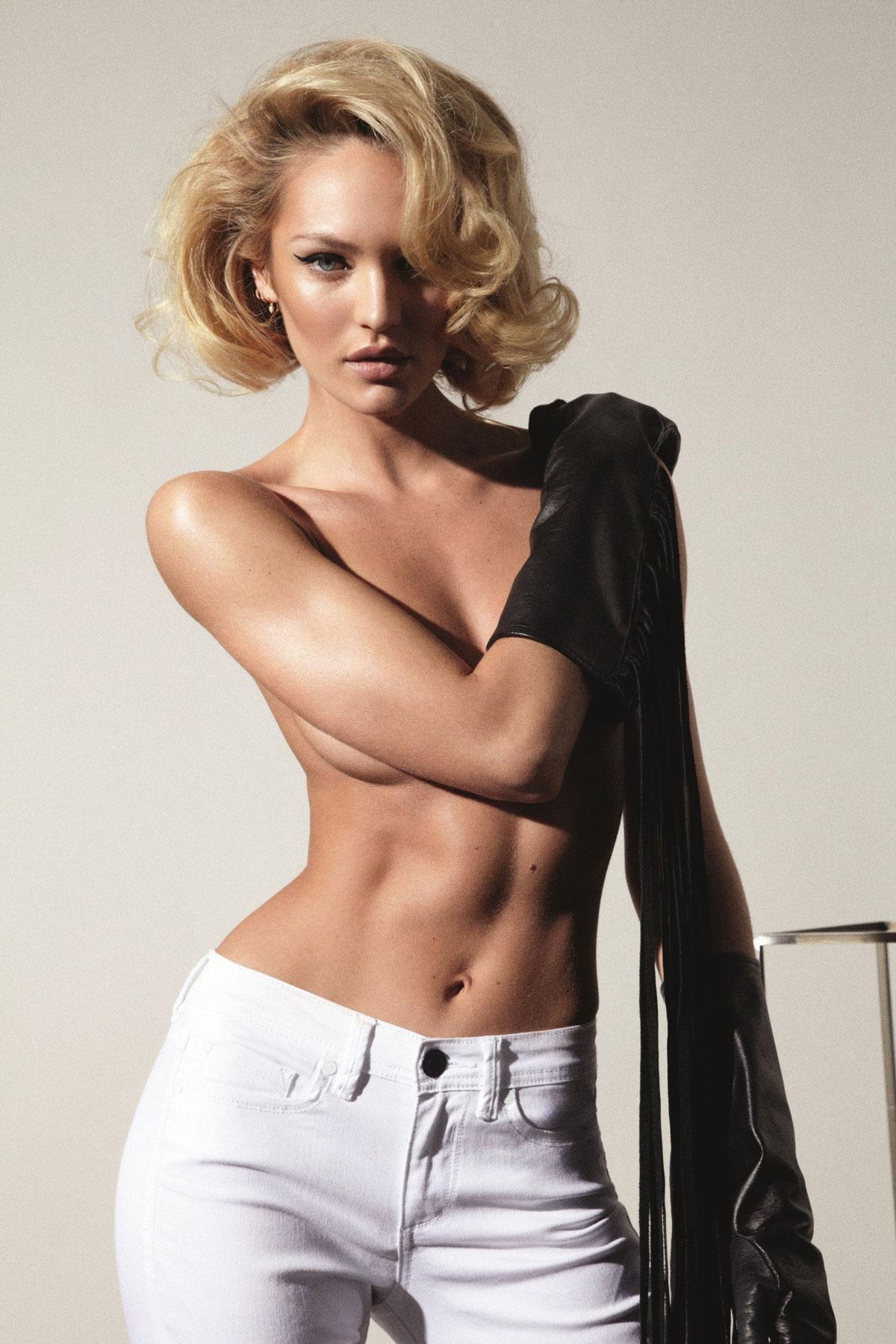 Candice Swanepoel Muse Magazine