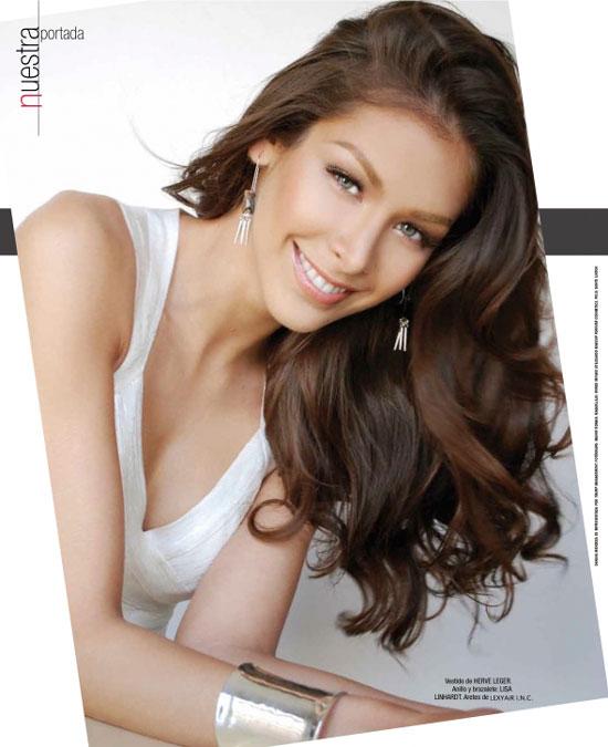Dayana Mendoza Selecta Magazine