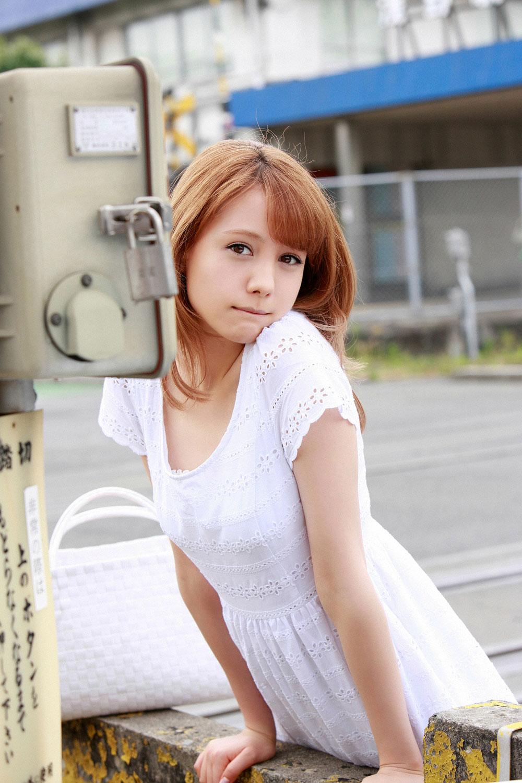 Reina Triendl Japanese Young Sunday Magazine