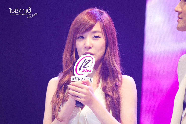SNSD Tiffany 12Plus Miracle Day Bangkok