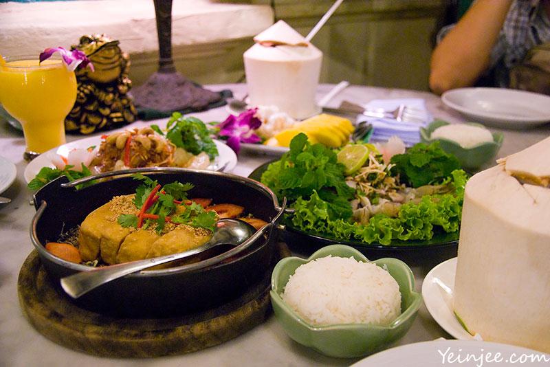 Harmonique Restaurant, Bangkok, Thailand