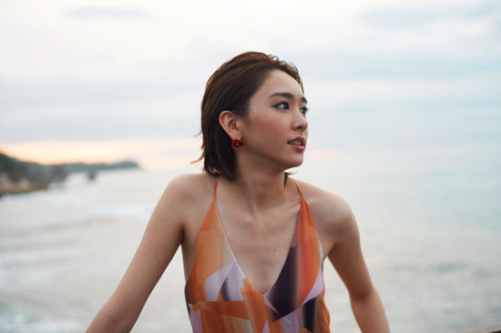 Fashion World Yui Aragaki Nylon Bali