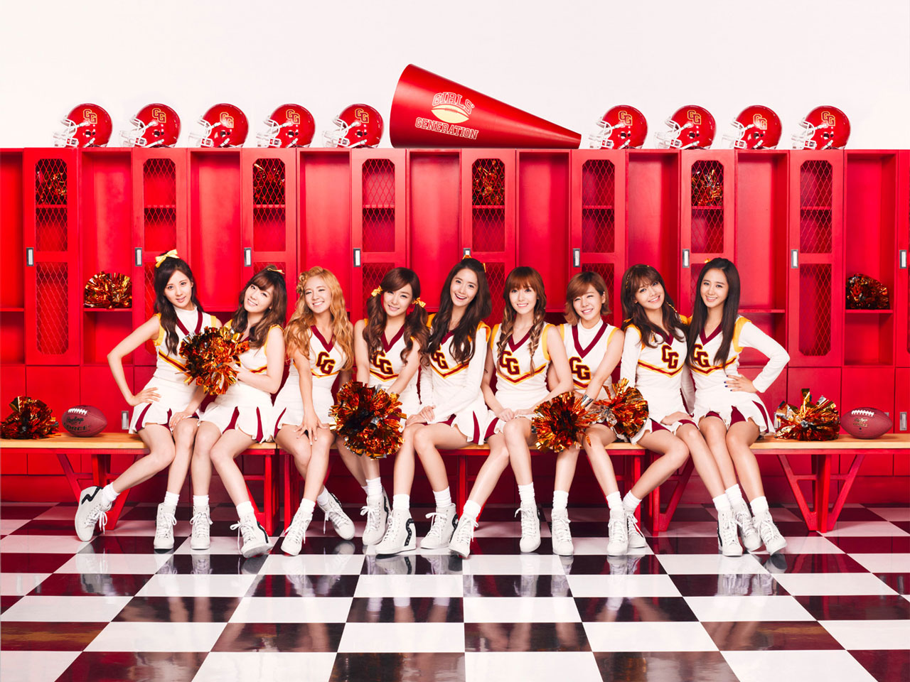 Girls Generation Japanese Oh concept image